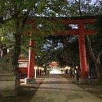 Photo of Hanazono Shrine