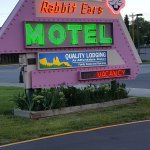 Zdjęcie Rabbit Ears Motel