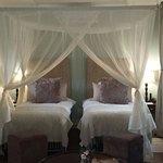 The Jasmine room...