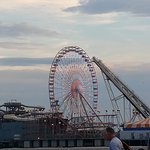 Photo de Morey's Piers and Beachfront Water Parks