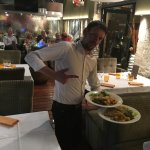 Crevette - brilliant waiter