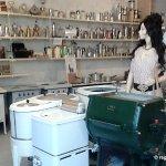 La cuisine, la libération de la femme est passée par la modernisation des instruments et machine