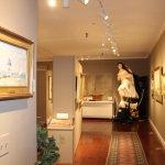 The Maritime Fine Arts Gallery is housing $2M of John Stobart's art for the 2017 season.