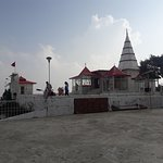 Temple on hill top