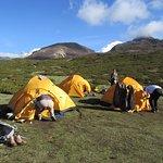 Camping in Sikkim trekking
