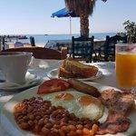 Good morning Katelios with breakfast