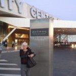 Entrada al complejo ,..City Center ,..