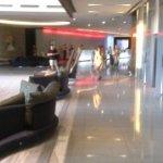Hall de ascensores del hotel ,..