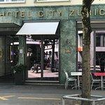 Hotel City Zürich Foto