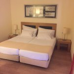Some photos of the Junior Suite at the Vila Gale Marina Hotel.