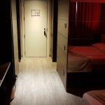 Zimmer im Motel