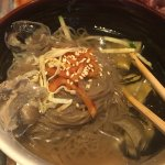 special cold soup/Naengmyeon