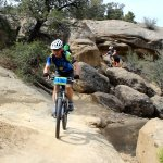 Alien Run Mountain Bike Trail