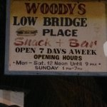 Woody's Low Bridge Place Foto