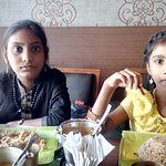 My Kids having Lunch!..