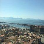 View from my top floor room