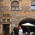 Hotel Restaurant Graf Zeppelin Foto