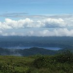 View of Grenada bay from Mombacho Volcano