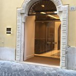 Entrance to 5 Star Margutta 19 Hotel