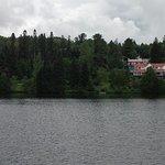 Foto de Auberge de La Tour du Lac