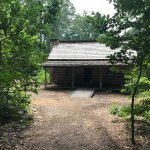 Wood Family Log Cabin