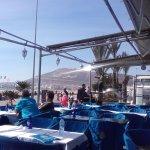 terrasse au nil bleu