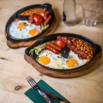 Angol reggeli / English Breakfast