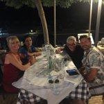 Last night dinner at Apostolis Taverna.