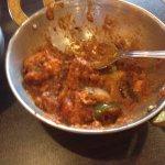 Beef Kadhai - so good that I start eating before taking a pic