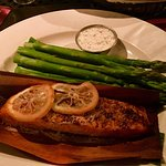 SALT CREEK GRILLE Dana Point, 😋Cedar Wrapped Salmon=$24, Service always Fab & Friendly at the B