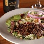 Steak & Avocado Caesar Salad