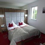 Zimmer mit Flussblick