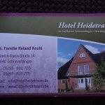 Hotel Heidetraum