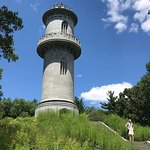 Tower to climb - 97 steps