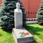 Могила И.В.Сталина