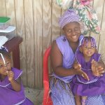 Garifuna girls