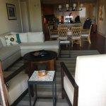 Huge living room/diningroom/kitchen
