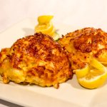 Double Crab Cakes