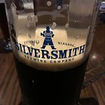 Local microbrewery - Silber Smith - nice flavour