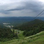 Our hike up to the top of Killington Peak