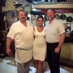With the Chef and Owner