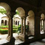 Claustro del Monasterio de St. Paul de Mausole