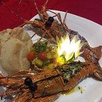 """Lobster Sukha"""