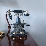 A room phone... and it works!