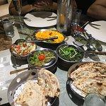 Punjabi Indian Restaurant Foto