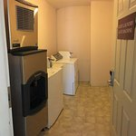 Guest Laundry & Ice Machine