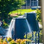 Harborside Fountain Park From the MV Kaleetan
