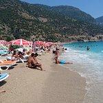 Olu Deniz beach front