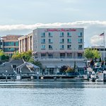 Hampton Inn & Suites From the Bremerton Waterfront