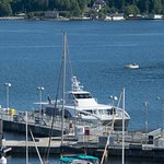 Why I came to the Hampton Inn & Suites Bremerton: The Kitsap Fast Ferry w/ 30-minute trip to Sea